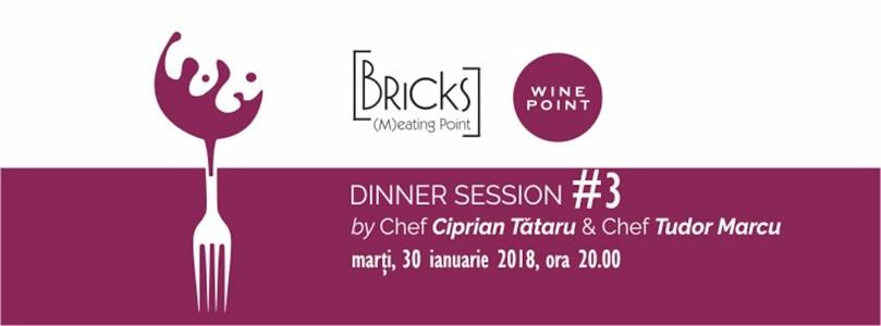 Dinner Session @ Bricks