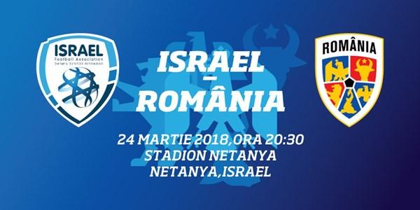 Israel - Romania