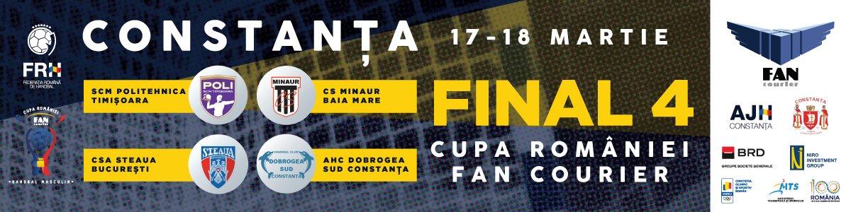 FINAL 4 Cupa Romaniei