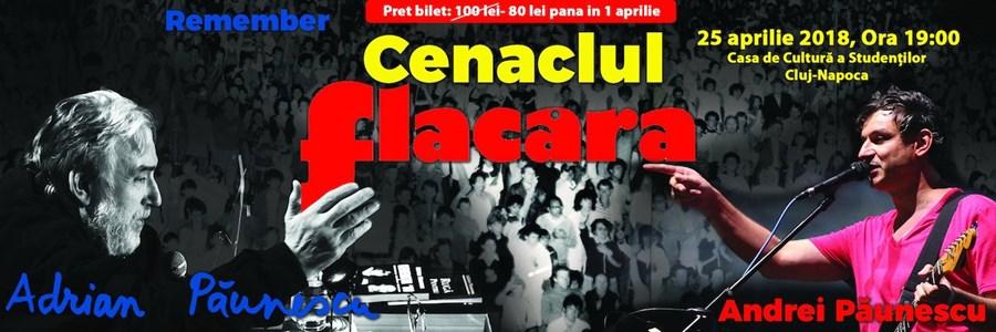 Remember Cenaclul Flacara - Adrian Paunescu