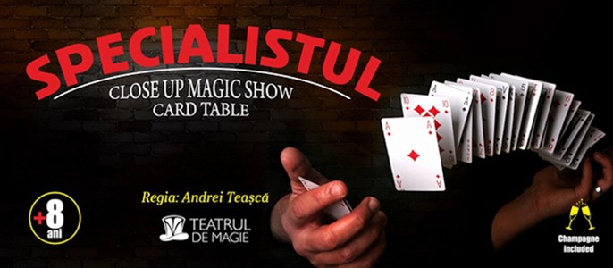 Magic Show - Specialistul