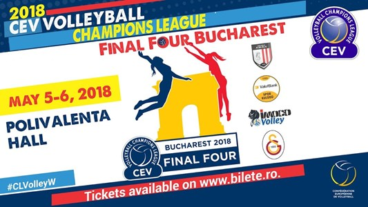 CEV Champions League Women Final Four