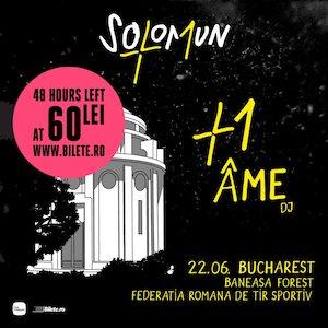 THE MISSION Pres. Solomun + 1