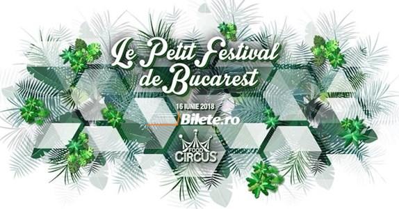 Le Petit Festival de Bucarest