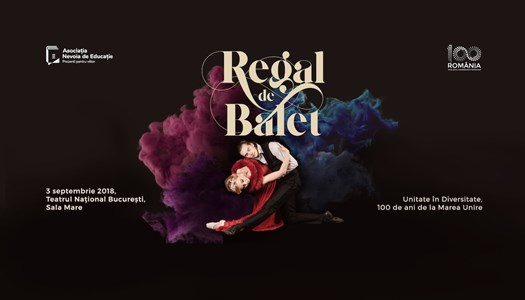 Regal de Balet la TNB