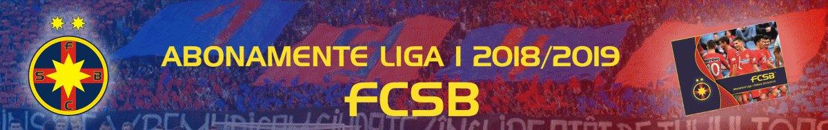 Abonamente FCSB