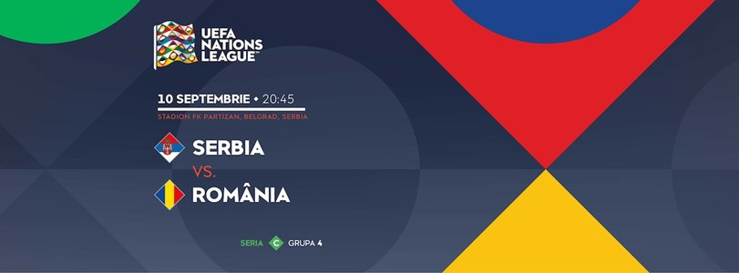 Serbia - Romania