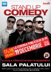 Bilete la Stand Up Comedy - Showul nou cu glume tipla 19 Dec 2016