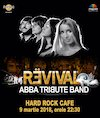 Bilete la Abba Tribute Band – Revival The Tribute to ABBA - 09 mar 2018