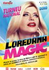 Detalii despre evenimentul Loredana - Magic - Un turneu de Super Star - Tirgu-Mures 01 Apr 2014
