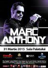 Detalii despre evenimentul Marc Anthony -31 Martie 2015