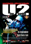 Detalii despre evenimentul Tribut U2 cu Zen Garden