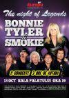 Detalii despre evenimentul Bonnie Tyler & Smokie - 13 Oct 2014