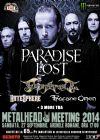 Detalii despre evenimentul Paradise Lost si Finntroll la METALHEAD Meeting 2014 Bis la Arenele Romane