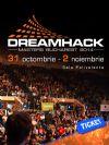 Detalii despre evenimentul DreamHack Masters Bucuresti - 31 Oct-02 Nov 2014