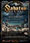 Detalii despre evenimentul Concert Sabaton la Bucuresti - 27 Ian 2015