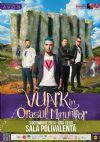 Detalii despre evenimentul VUNK in Orasul Minunilor - 03 Oct 2014