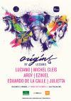 Detalii despre evenimentul Origins by Luciano - 24 Oct 2014
