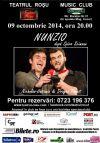 Detalii despre evenimentul Nunzio - 09 Oct 2014