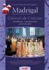 Detalii despre evenimentul Concert extraordinar de Craciun - Madrigal ora 20.00