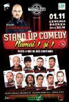 Detalii despre evenimentul Stand-up Comedy - Numai 1 si 1 - 01 Nov 2014