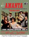 Detalii despre evenimentul Amanta - PREMIERA 05 Nov 2014
