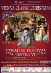Detalii despre evenimentul Vienna Classic Christmas prezinta Strauss Festival Orchestra Vienna - Suceava 14 Dec 2014