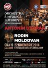 Detalii despre evenimentul Kristjan Jarvi la pupitrul Orchestrei Simfonice Bucuresti