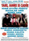 Detalii despre evenimentul Take, Ianke si Cadir - 17 Nov 2014