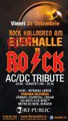 Detalii despre evenimentul Concert AC- Dc Tribute - 31 Oct 2014