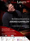 Detalii despre evenimentul Recitalul marelui pianist rus Andrei Gavrilov - 28 oct 2014