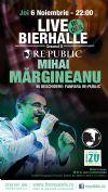 Detalii despre evenimentul Concert Margineanu - 06 Nov 2014