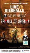 Detalii despre evenimentul Concert Trupa Spitalul de Urgenta - 14 Nov 2014