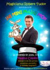 Detalii despre evenimentul Magicianul Robert Tudor - Ini Mini Maini Mo 11 Nov 2014