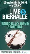 Detalii despre evenimentul Concert Bordello Band & Dorina - 28 Nov 2014