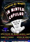 Detalii despre evenimentul In mintea copiilor - Magic show, animale exotice, jucarii, spatiu de joaca pentru copii! 14 Dec 2014