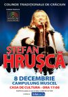 Detalii despre evenimentul Hrusca - Colinde traditionale de Craciun - Campulung 08 Dec 2014