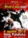 Bilete la Swan Lake On Ice - 04 Apr 2015