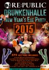 Bilete la Let's Party Re:PUBLIC Style! New Year'S Eve Luscious Madhouse Party 2015