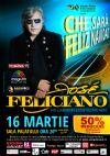 Bilete la Jose Feliciano - 16 Mar 2015