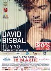Bilete la David Bisbal - Tu y Yo - 18 Mar 2015