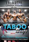 Bilete la Taboo Boys - 01 Mar 2015