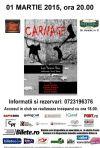 Bilete la Carnage - 01 Mar 2015