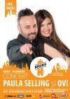 Bilete la Concert Paula Seling & Ovi - 30 Ian 2015