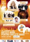 Bilete la Artisti Mari pentru Suflete mari - 05 Feb 2015