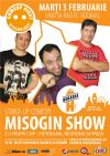 Bilete la Comedy Night - Misogin Show - 03 Feb 2015