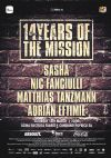 Bilete la 14 Years of The Mission - 14 Martie 2015