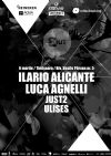 Bilete la BlackOut presents Ilario Alicante Luca Agnelli JUST2 Ulises - 06 Mart 2015