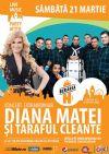 Bilete la Concert Diana Matei si Taraful Cleante - 21 Mar 2015