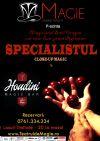 Bilete la Magic Show - Specialistul - 07 Mart 2015
